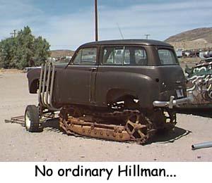 weirdhillman